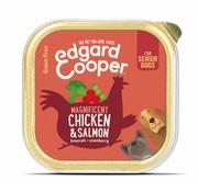 Edgard & Cooper Edgard & Cooper Kuipje Kip & Zalm 150gr