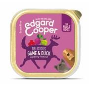 Edgard & Cooper Edgard & Cooper Kuipje Wild & Eend 150gr