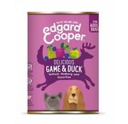 Edgard & Cooper Edgard & Cooper Blik Wild & Eend 400gr