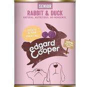 Edgard & Cooper Edgard & Cooper Blik Konijn & Eend 400gr