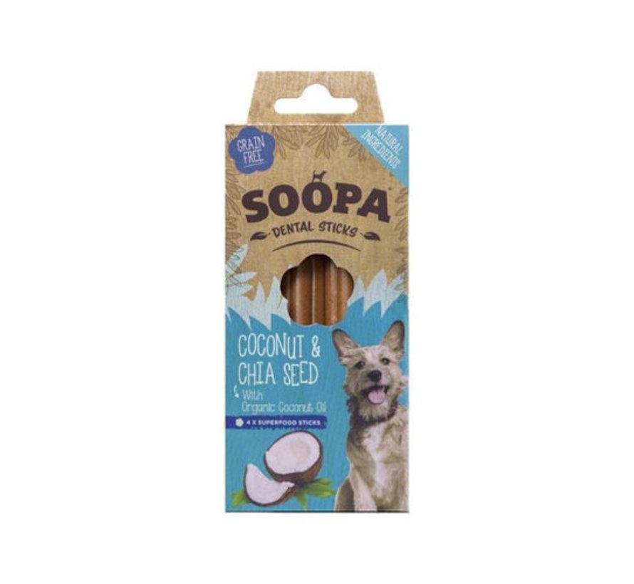 Soopa Coconut Sticks 100 gram