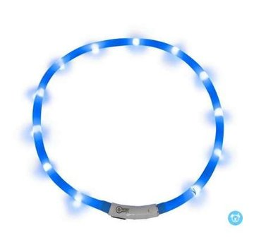 jack & vanilla JV LED Halsband Blauw