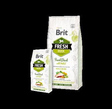Brit Fresh Brit Fresh Duck 2,5 kg