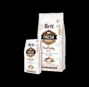 Brit Fresh Brit Fresh Turkey 2,5 kg