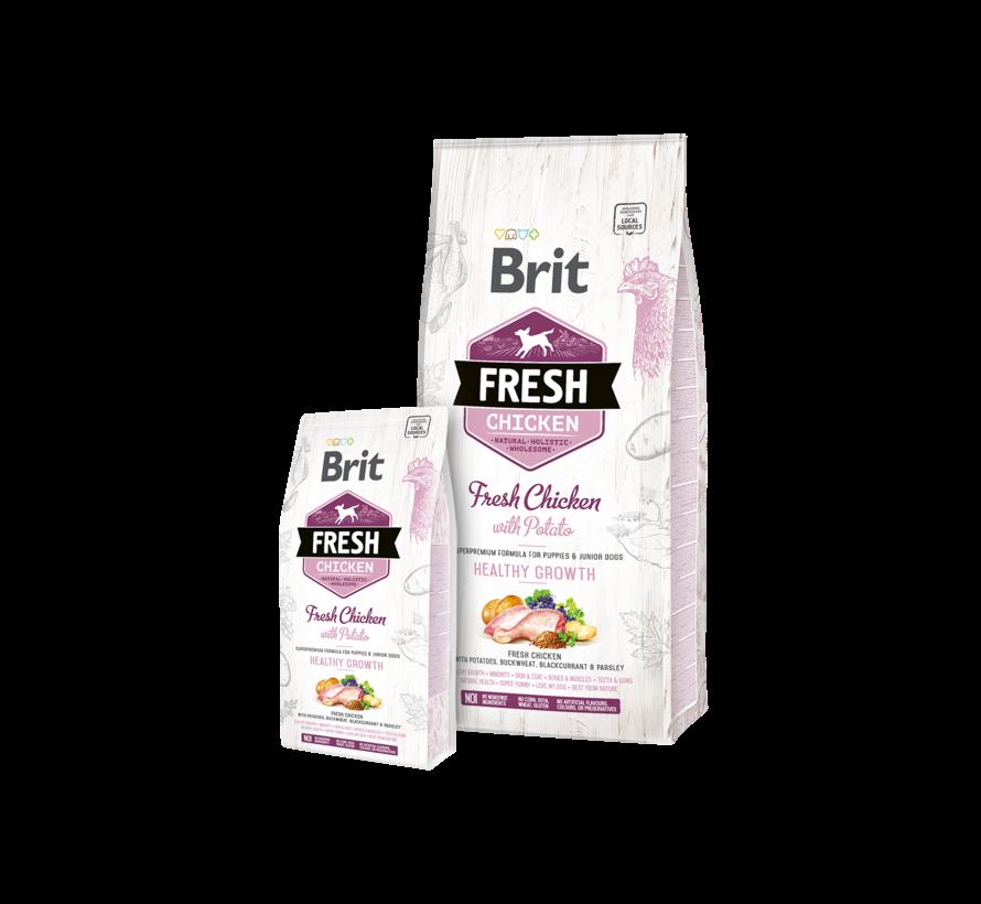 Brit Fresh Puppy 2,5 kg