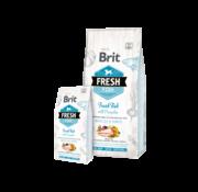 Brit Fresh Brit Fresh Fish 12 kg
