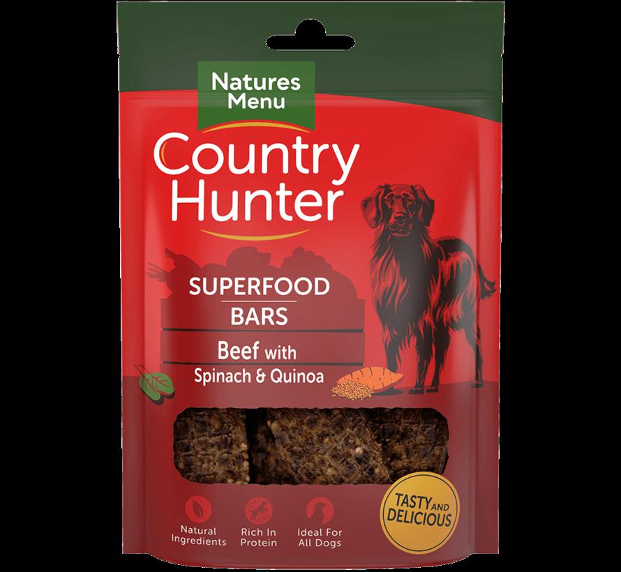 Natures Menu Superfoods Bars Rund