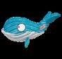 Kong Cuteseas Whale L