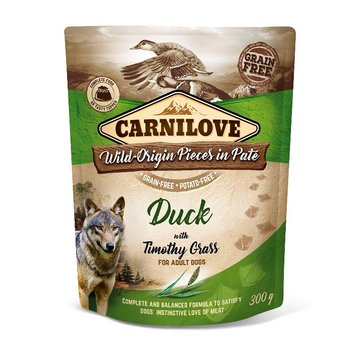 Carnilove in to the wild Carnilove Pouch Eend 300gram