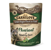 Carnilove in to the wild Carnilove Pouch Fazant 300gr