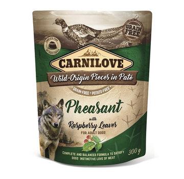 Carnilove in to the wild Carnilove Pouch Fazant 300gr