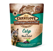 Carnilove in to the wild Carnilove Pouch Karper 300gr