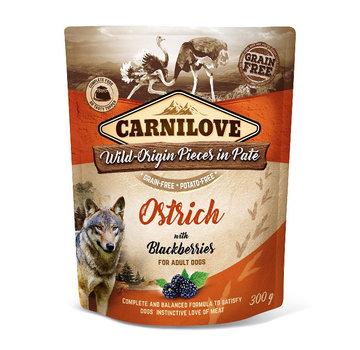 Carnilove in to the wild Carnilove Pouch Struisvogel 300gr