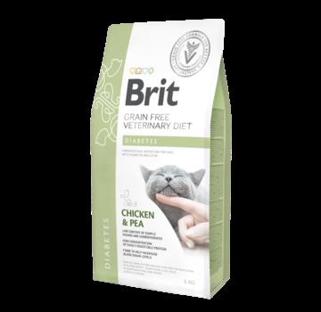 Brit Veterinary Diet Brit Veterinary Diet Cat Diabetes 2kg
