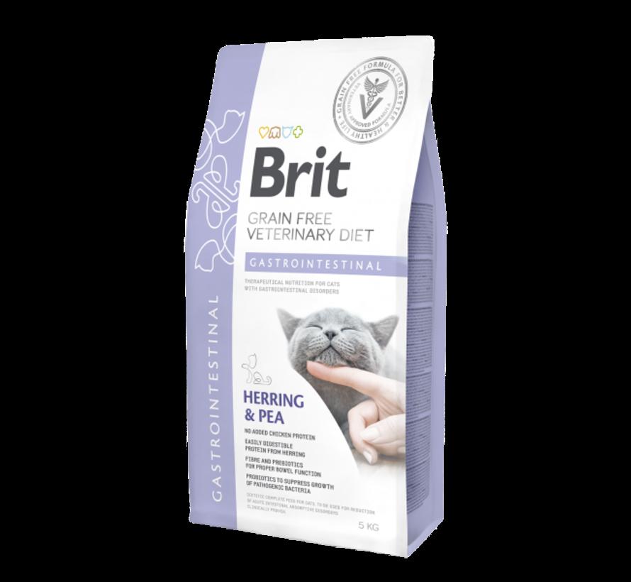 Brit Veterinary Diet Cat Gastrointestinal 2kg