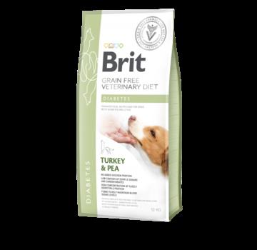 Brit Veterinary Diet Brit Veterinary Diet Diabetes 12kg