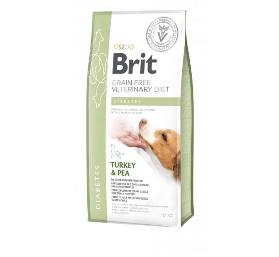 Brit Veterinary Diet Diabetes 2kg