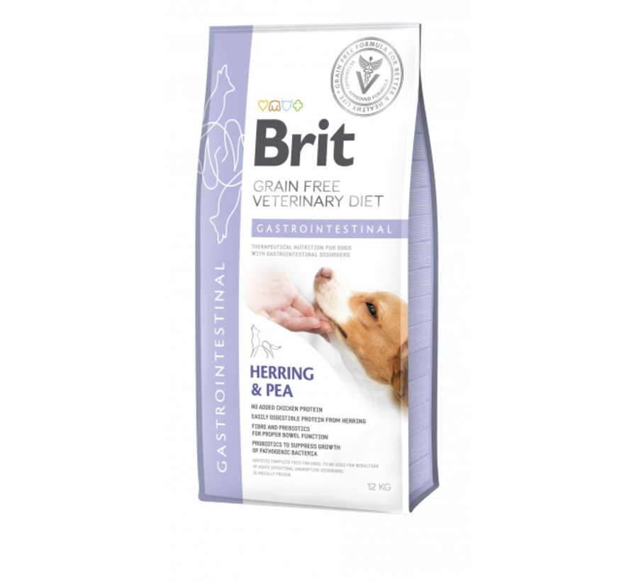Brit Veterinary Diet Gastrointestinal 12kg