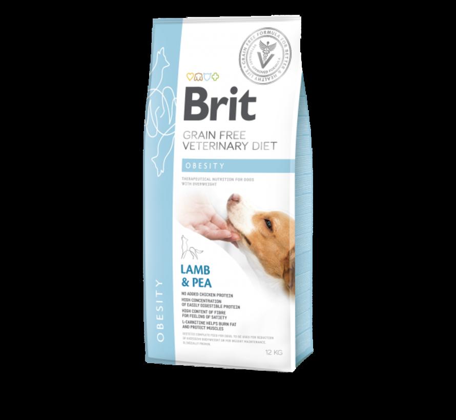 Brit Veterinary Diet Obesity 12kg