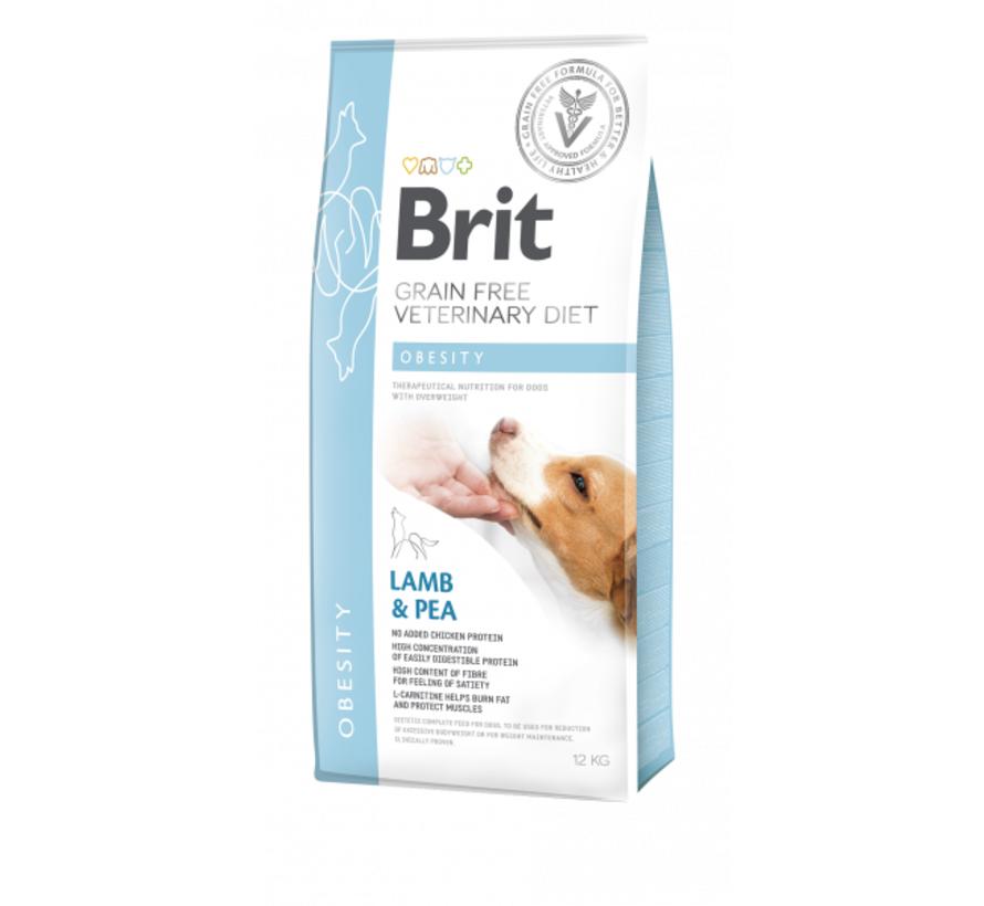 Brit Veterinary Diet Obesity 2kg