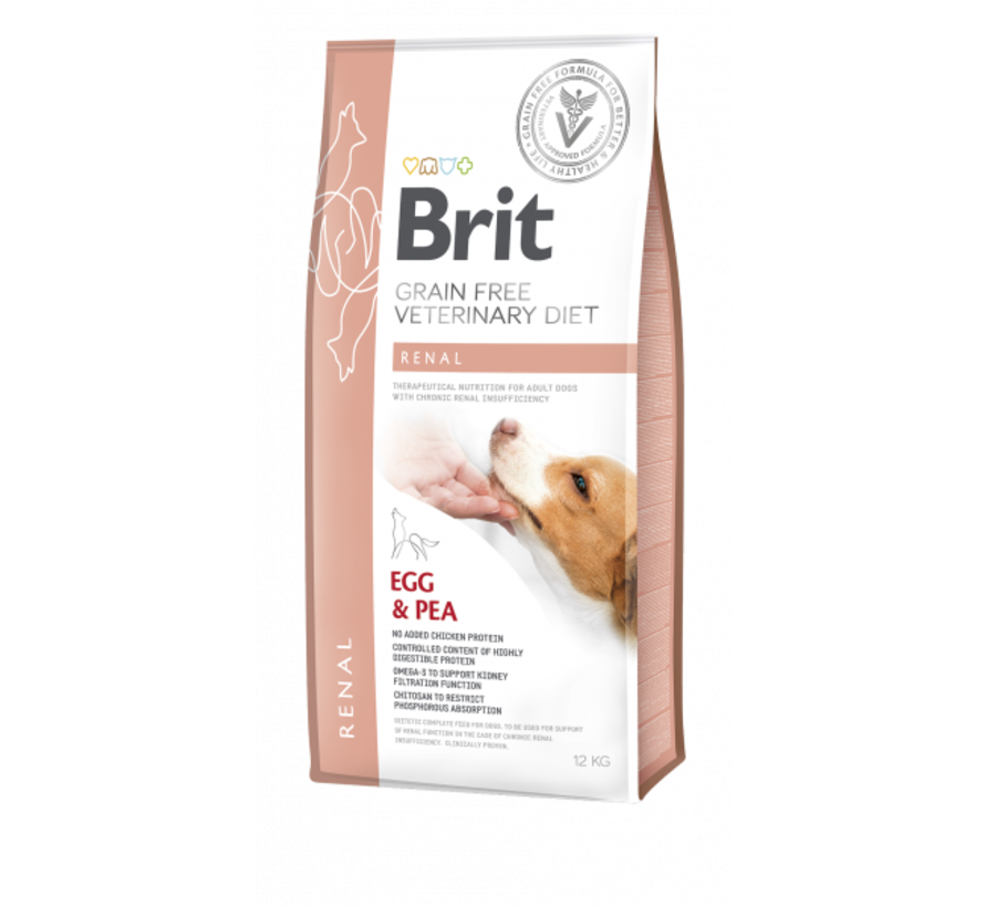 Brit Veterinary Diet Renal 2kg