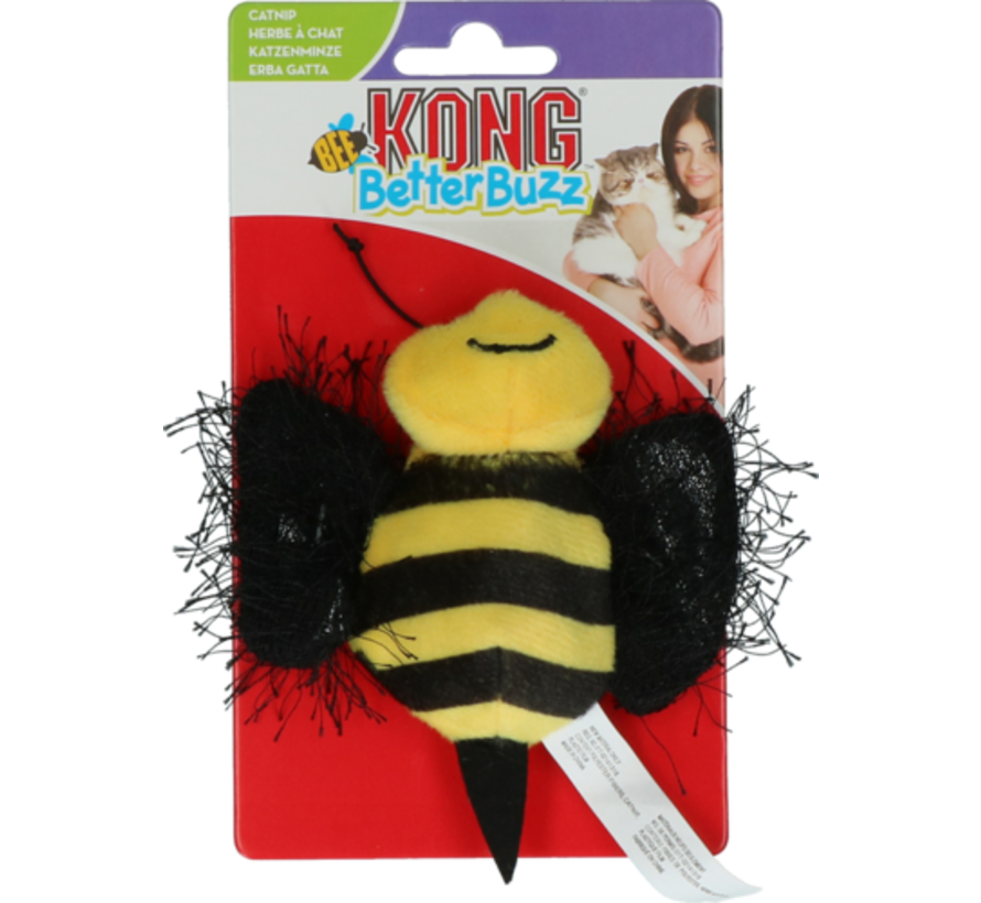 Kong Better Buzz Bee CAT
