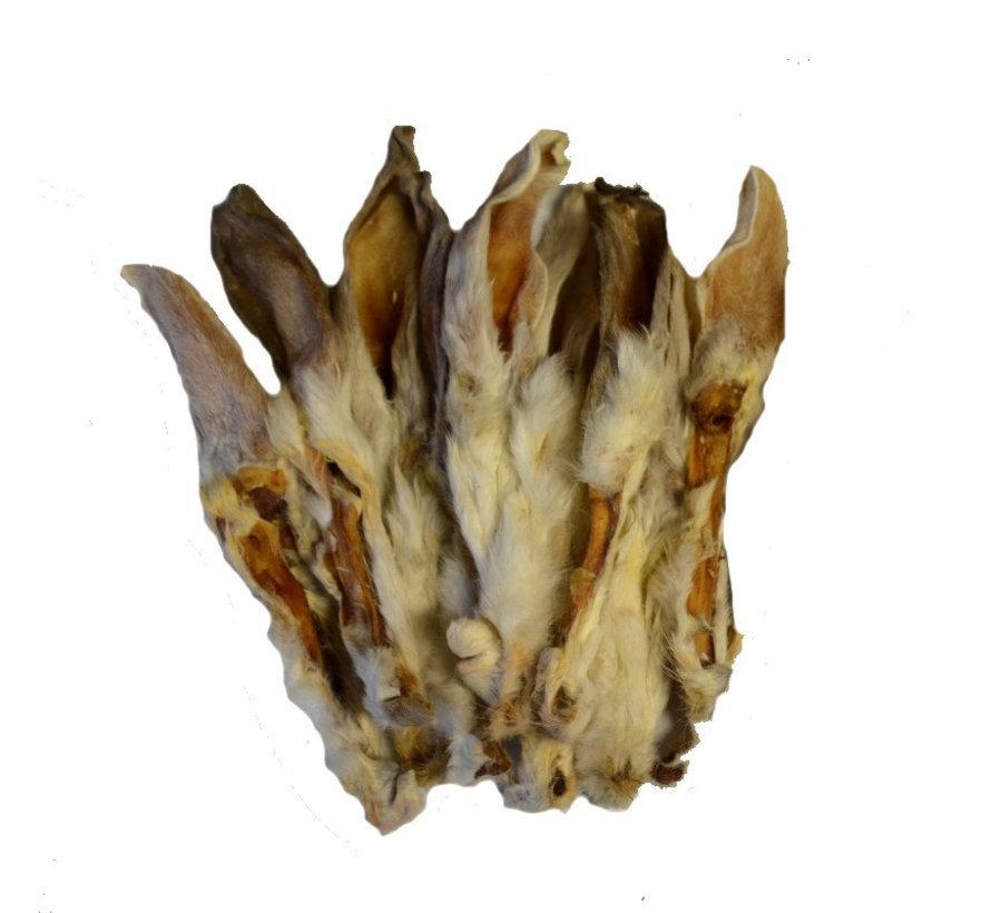 Carnilicious Hazenoren met haar 500 gram