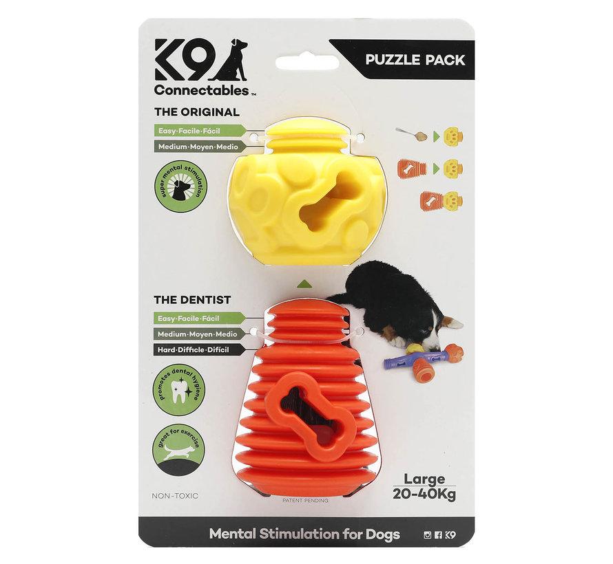 K9 Connectables Puzzle Pack L