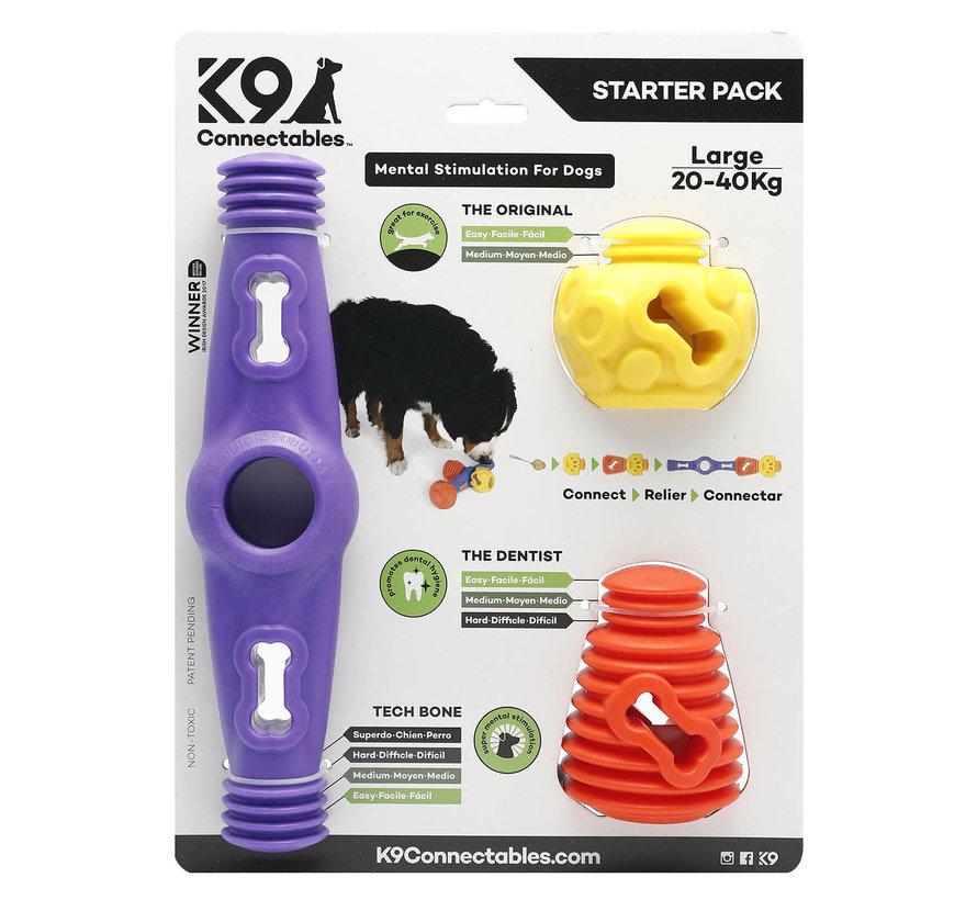 K9 Connectables Starter Pack L