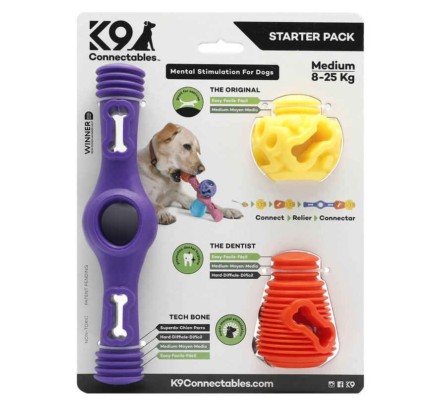 K9 Connectables Starter Pack M