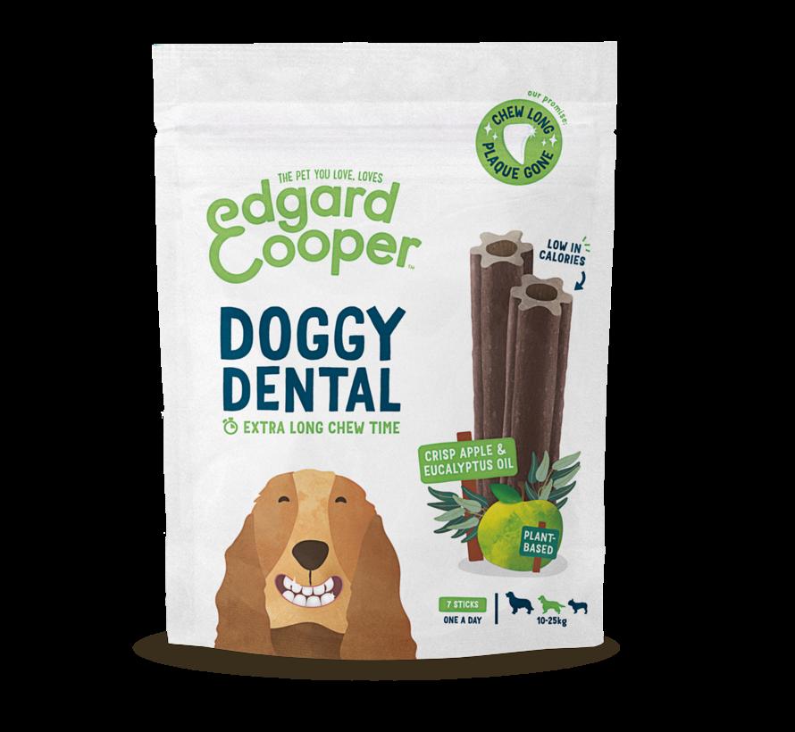 Edgard & Cooper Doggy Dental Appel & Eucalyptus S