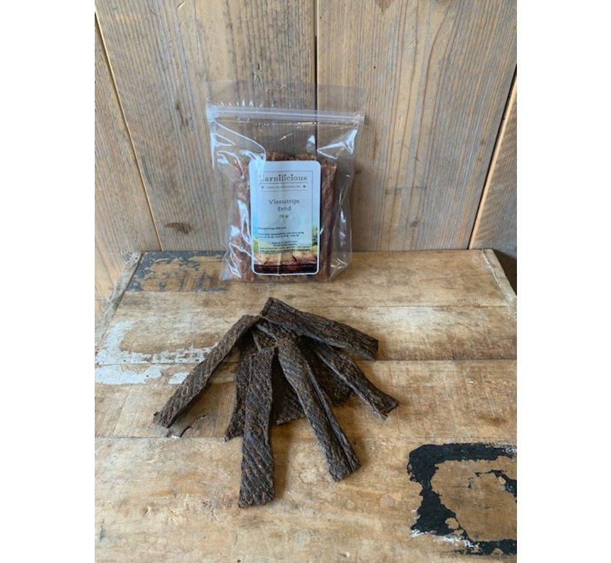 Carnilicious Vleesstrips Eend 500 gram