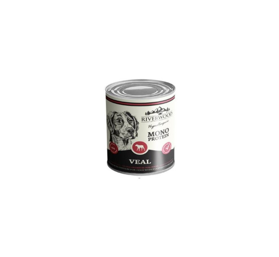 Riverwood Blik kalf 400gr