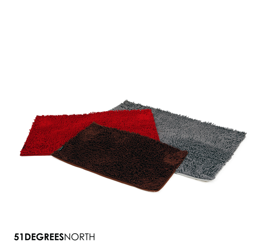 Clean & Dry Mat M - Rood