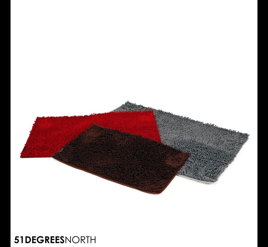 Clean & Dry Mat L - Bruin