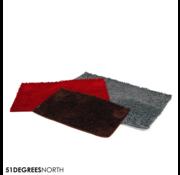 51 Degrees North Clean & Dry Mat XL - Bruin