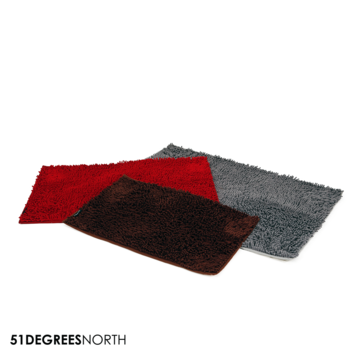 51 Degrees North Clean & Dry Mat XL - Grijs