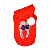 Puppia Puppia Trui Aviator Red XL