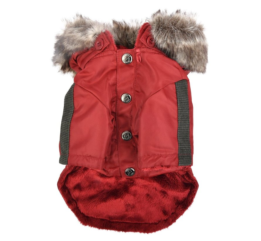 Puppia Jas Brock Red XXL