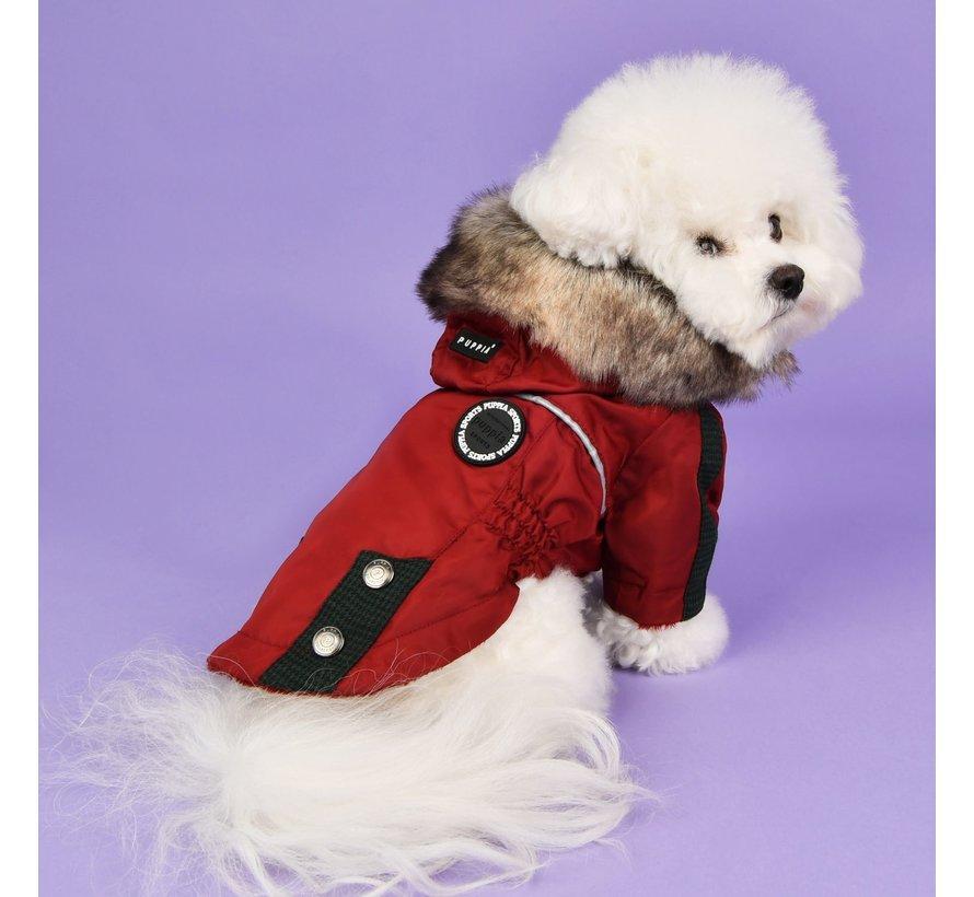Puppia Jas Brock Red XL