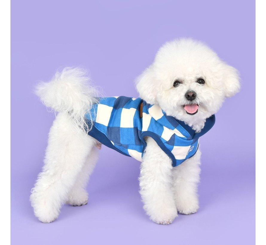 Puppia Trui Curtis Blue L