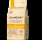 Grandorf Cat 4 Meat & Bruine Rijst Adult Sterilized 2kg
