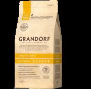 Grandorf Grandorf Cat 4 Meat & Bruine Rijst Adult Sterilized 400gr