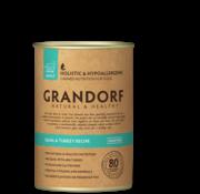 Grandorf Grandorf Blik Kwartel/Kalkoen 400gr