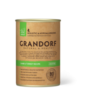 Grandorf Grandorf Blik Lam/Kalkoen 400gr