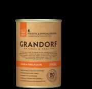 Grandorf Grandorf Blik Gans/Kalkoen 400gr