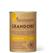 Grandorf Grandorf Blik Eend/Kalkoen 400gr