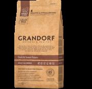 Grandorf Grandorf Eend & Aardappel Adult 3kg