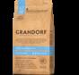Grandorf Witte vis & bruine rijst Adult 12kg