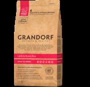 Grandorf Grandorf Lam & Bruine rijst Adult 3kg